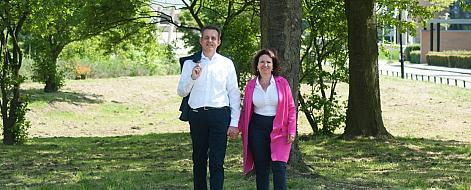 Roland en Liesbeth Bron
